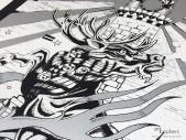 Giorgio Casu Prints silver