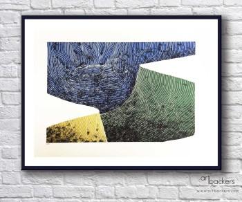Ciredz Canyon Art Backers