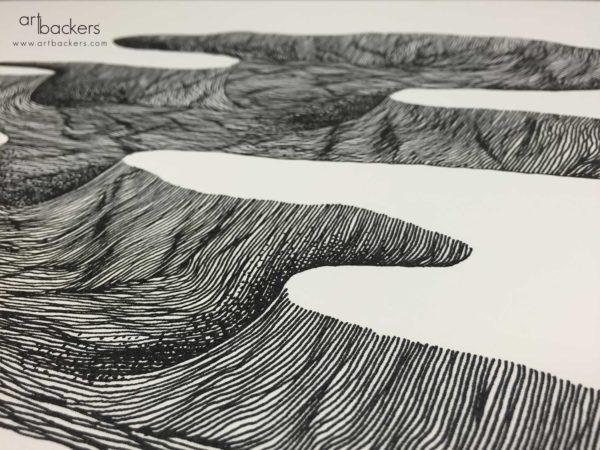 Ciredz Holes Series 1 Art Backers