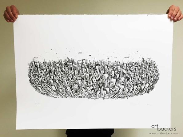 Federico Carta Crisa Art Backers Maresia