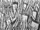 Federico Carta Crisa Art Backers Submarino print