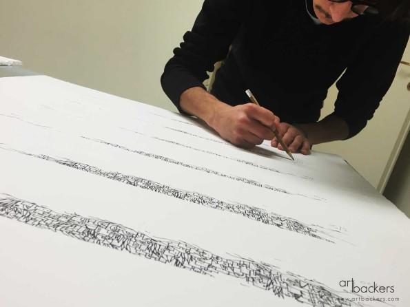 Federico Carta Crisa Art Backers