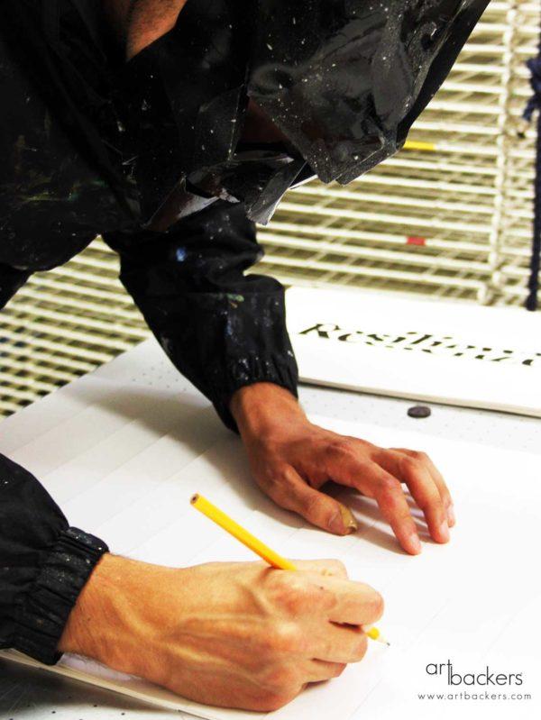 Manu Invisible Art backers