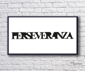 perseveranza manu invisible
