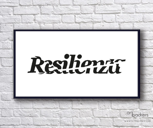 Manu Invisible Resilienza – Resilience