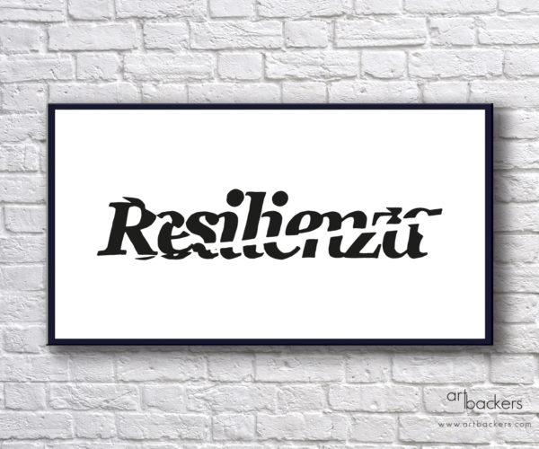resilienza manu invisible