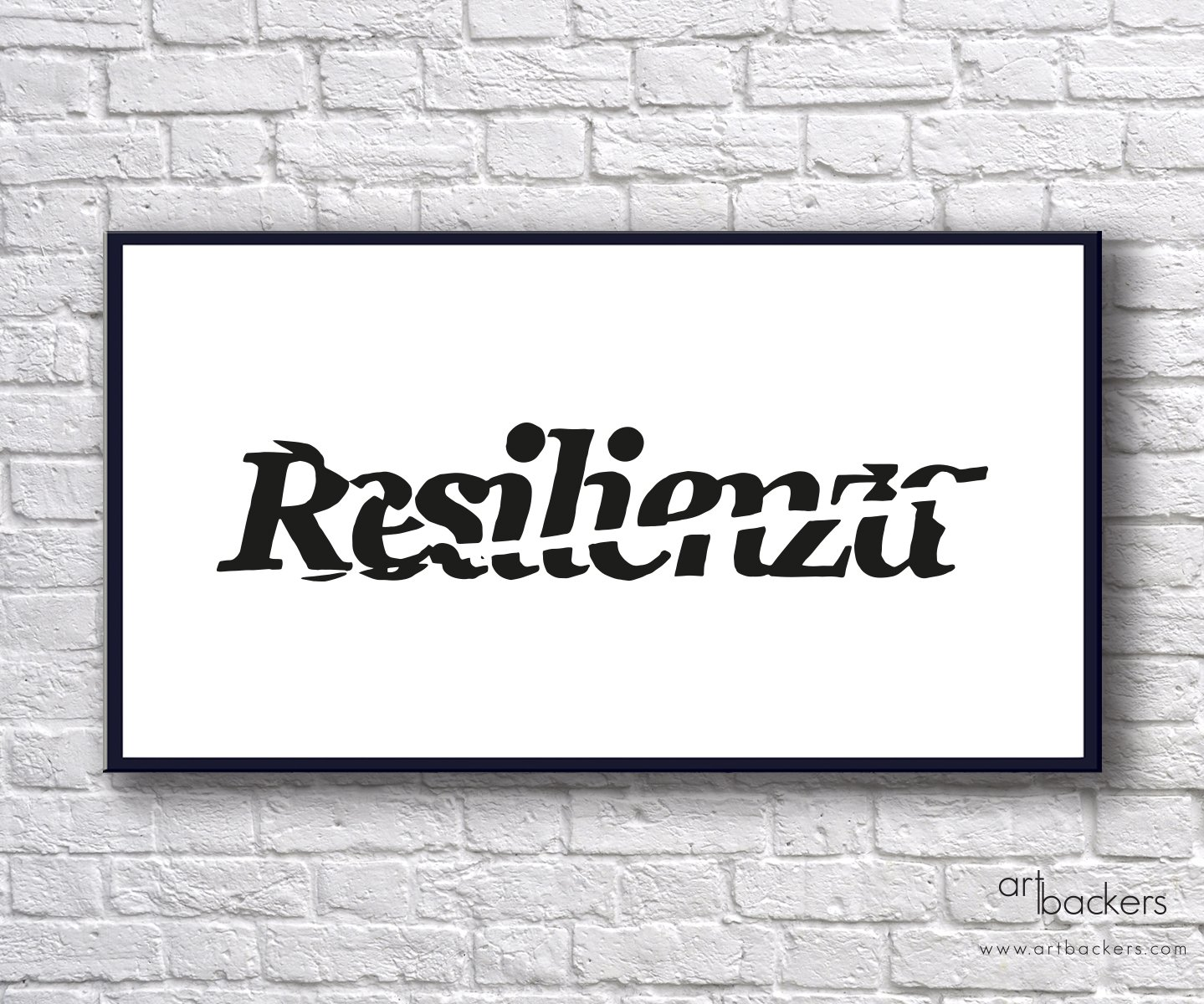 resilienza manu invisible