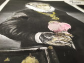 Simone Fugazzotto Curiosity is my only Vanity II Retouche art abckers