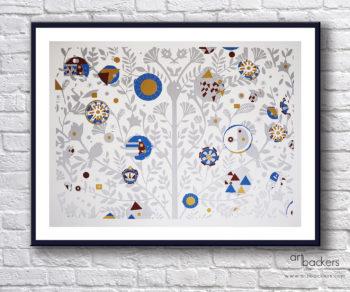 Giorgio Casu Tree of Life Silver