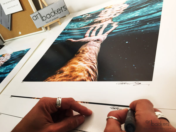 element Cédric Dasesson Art backers instagram