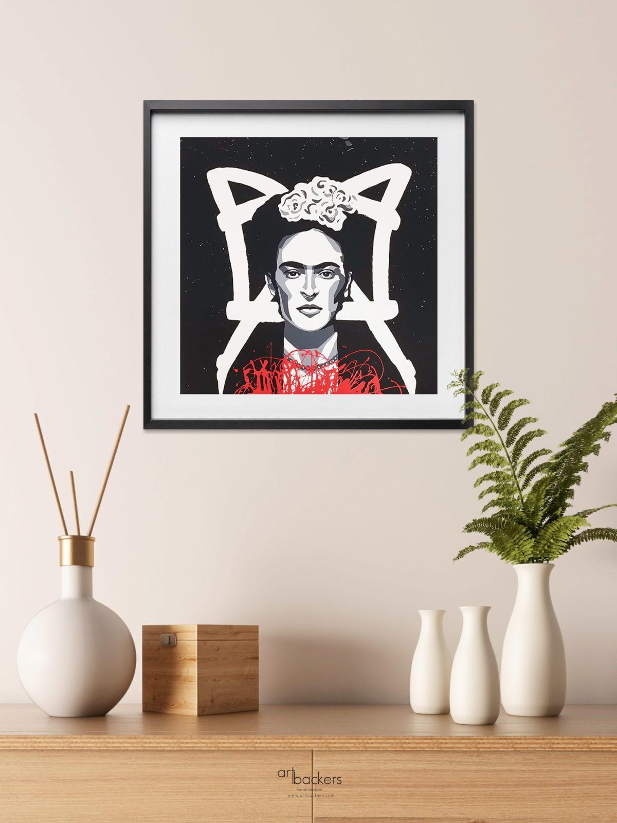 Lunart - Luna Berlusconi - ArtBackers